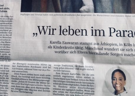 Sueddeutsche Zeitung Easwaran
